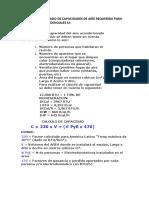 CALCULO APROXIMADO DE CAPACIDADES DE AIRE REQUERIDA PARA HABITACIONES RESIDENCIALES EJ.docx