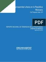 Prosperidad Urbana México