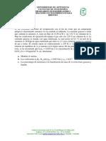 Ejercicios - Linea de Impulsion-porcentaje de Resistencia-linea Operacion-etapas