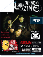 Inclination Magazine Issue One