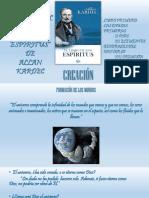 El Libro de Los Espiritus - Cap 1 Creacion