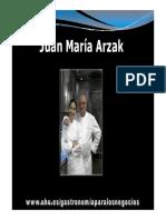 Arzak ppt