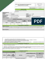 Guía Didáctica Planeación Unificada 2017-1