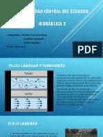 Hidráulica 2