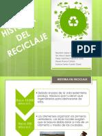 Historia Del Reciclaje (1)