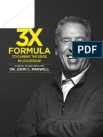3X Formula Leadership Notes
