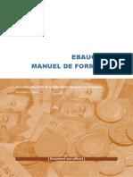 Ebauche D_un Manuel de Formation