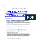 Diccionario Latin - r - 2