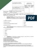 SUMATIVA- EL LAZARILLO DE TORMES- 3°M