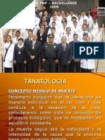 4º Clase Tanatologia