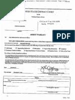 Trevor Graves FBI Affidavit