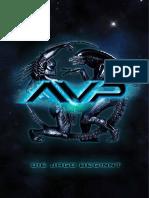 Avp Rulebook German