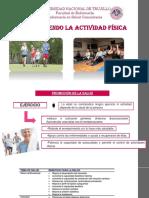 Actividad Física Familia