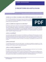 doc 13 dficit de receptores de acetilcolina