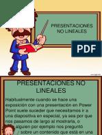 Presentaciones No Lineales