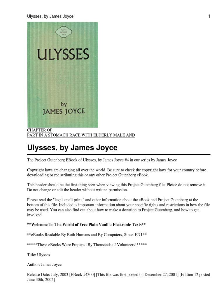 joycejametext03ulyss12.pdf   Project Gutenberg   E Text 750ab41e1da