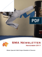 Nov '17 Newsletter