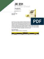OK Flux 231 (F7AZ-EL12).pdf