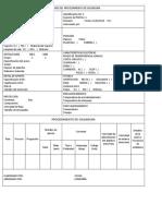 Wps Especificaciones Del Procedimiento de Soldadura