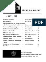 Ideas on Liberty