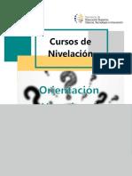 Manual Orientación Vocacional