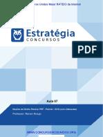 PDF Policia Rodoviaria Federal 2016 Nocoes de Direito Penal p Prf Policial 2016 Aula 07