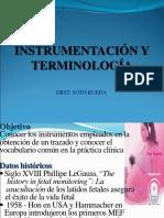 Instrumentación y Terminologia