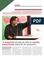 Entrevista a Ramon Grosfoguel por César Caramês (Galicia).