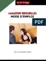 Tension Sexuelle Mode Demploi