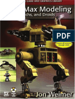 3ds Max Modeling_Bots, Mechs, And Droids_(Jon Weimer)