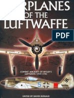 Warplanes of the Luftwaffe 1939-1945