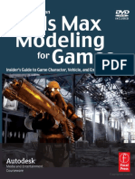 3dmax Modeling for Games