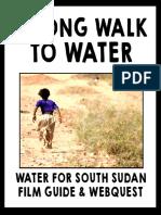 alongwalktowaterwaterforsouthsudandocumentaryfilmguidewebquest