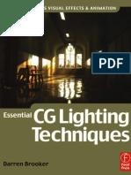 Essential CG Lighting Techniques_(Darren Brooker)