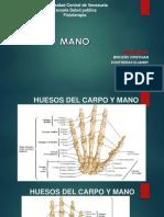 Diapositivas de Mano