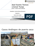 Casos Análogos de Puerto Seco