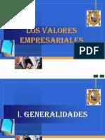 3 valores empresariales.ppt