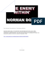 The Enemy Within - Tax Exempt Foundations