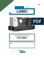 Lathe l400c Ver3.0 Cn