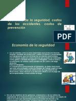 Economía de La Seguridad