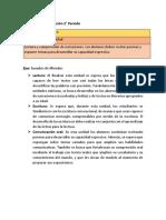 Plan Anual Lenguaje Unidad 2 Primero Basico