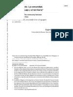 Fraga_W Mignolo La comunidad entre el lenguaje y el territorio.pdf