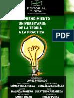 Emprendimiento Universitario -Tecnológico de Monterrey