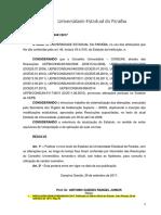Estatuto Da UEPB
