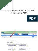Taklimat ePIDP