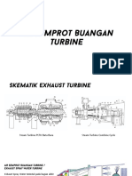 Air Semprot Buangan Turbine