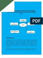 PROYECTO DE DISEÑO DE MEDIOS PARA FORMAR AGENTES CONSTRUCTORES DE PAZ EN ESTUDIANTES DE 6