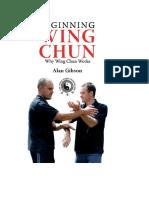 Beginning Wing Chun Español
