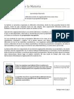 Biología Guía 1-Niveles de Organización y Biomoléculas