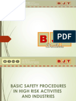 Basic Safety Procedures Ppt